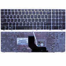 US Keyboard for HP EliteBook 8560p ProBook 6560b 6565b 6560P 6570b 8570P 8560B