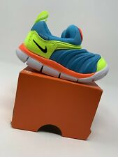 BABY BOYS: Nike Dynamo Free Shoes, Multi-Colored - Size 6c 843938-423
