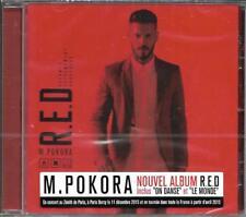 CD 13T M. POKORA - R.E.D. RYTHMES EXTRÊMEMENT DANGEREUX NEUF SCELLE FRENCH STICK