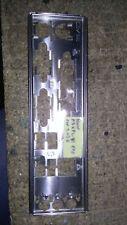 Panneau shield i/o ASUS P5KPL-AM EPU REV 1.02G plaque arriere