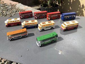 matchbox superfast London Bus Coach Job Lot