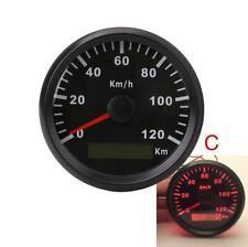 Auto Boot car GPS Tachometer Tacho Geschwindigkeitsmesser Sumlog Digital black H