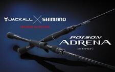 Shimano Rod Jackall Poison Adrena Baitcast Shore Multi Technique 1611M+
