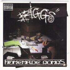BRIGGS Homemade Bombs CD EP 2009 aussie hip-hop REASON B-PAIN JAYTEE TRIALS
