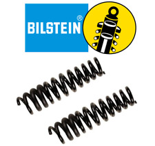 Rear Coil Springs Lt & Rt 2pc OEM Bilstein B3 Mercedes ML320 ML350 ML430 ML500