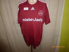 "1.FC Nürnberg Original Adidas Heim Trikot 2007/08 ""mister*lady"" Gr.L TOP"