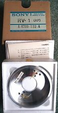 SONY U-matic parts RV-1 (RP) A-6709-132-A Upper Record / Play Drum NEW Free Ship