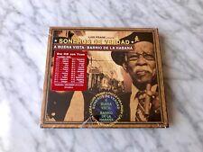 Soneros De Verdad Buena Vista Barrio De La Habana CD SEALED Luis Frank Presents