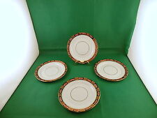 Royal Albert Crown China Imari pattern PIASTRE LATERALI X 4