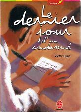 Victor HUGO * Le Dernier Jour D'un Condamné *  XIX ème * Classique littérature