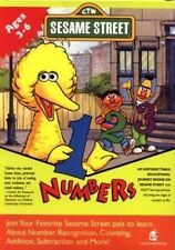Sesame Street Numbers Kids learn essential early math skills New in Box