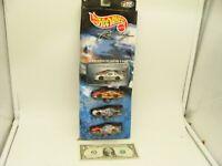 Hot Wheels Racing Commemorative 4 Pack - Kyle Petty - RR - 2001 - Worn Cardboard