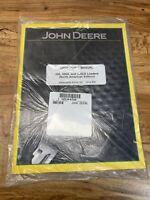 John Deere Loader 300 300X 300CX Operator's Manual OMW54458
