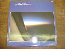 THE PASSIONS Thirty thousand feet over China- LP