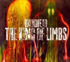 RADIOHEAD - THE KING OF LIMBS [DIGIPAK] NEW CD