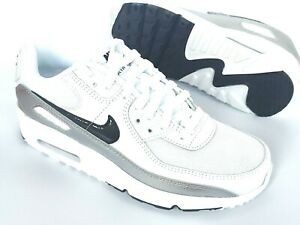 Nike Air Max 90 Girls Womens Shoes Trainers Uk Size 5.5 - 6   CZ5867 100