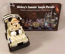 Disney Diecast Attraction Vehicle Kilimanjaro Safaris Jungle Parade Ride Car