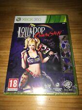 Jeu Xbox 360 Lollipop Chainsaw version FR NEUF SOUS BLISTER Chain Saw