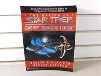 The Making of Star Trek Deep Space Nine Star Trek softcover book Reeves-Stevens