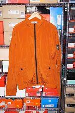 Supreme Stone Island Nylon Metal Jacket Orange Size LARGE SS16
