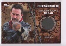 Walking Dead season 7 costume card Negan R-NE mud parallel 47/50