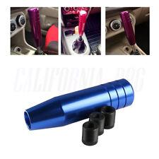 13cm Long Plus Universal Manual Gear Stick Shift Knob Shifter Lever Blue