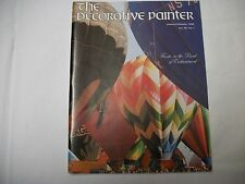 The Decorative Painter Magazine, Jan/Feb, 1984, Fiesta in the Land of Enchantmen