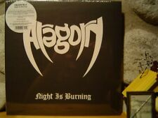 "ARAGORN Night Is Burning LP/1981 UK/NWOBHM/Black Ice/Neat Records 7""+Unreleased!"