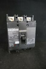 Used Square D Qdl32125 3 Pole Powerpact Circuit Breaker 125 Amps 240V