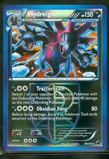 Pokemon HYDREIGON 78/116 Plasma Freeze RARE Rev Holo MINT!