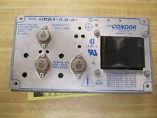 Condor HD24-4.8-A+ Power Supply - Used