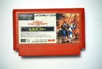 Famicom Advanced Dungeons & Dragons Japan FC game US Seller