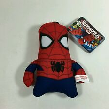 """7"""" THE ULTIMATE SPIDERMAN PLUSH TOY GOODSTUFF NEW WITH TAGS 2015 MARVEL"""