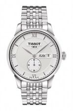 T0064281103801 NEW TISSOT LE LOCLE PETITE SECONDE AUTOMATIC MENS WATCH 39MM