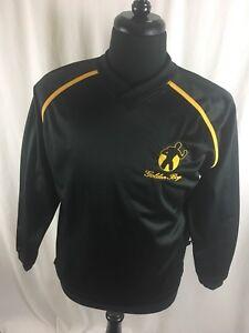 Oscar De La Hoya Golden Boy Warm Up Jacket Sweatshirt Men's XS