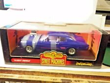 American Muscle Chevy 1970 Chevelle Street Machines 1:18 Scale Ertl Chevrolet