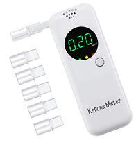 Valuemed Ketone Meter, Portable Ketones Breath Analyzer, Digital Ketone Ketosis