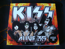 Slip Double: Kiss : Alive 35 : Live Bercy Arena Paris 2008