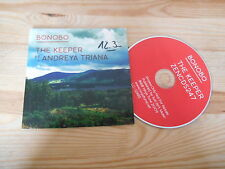 CD Pop Bonobo - The Keeper (5 Song) Promo NINJA TUNE / Andreya Triana