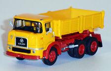 265 GMTs-Golden Oldies 1:87 camiones Krupp f 360 K amarillo/rojo