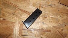 1 - Nice Used 7rd magazine mag clip for Ortgies .25acp   (O101*)
