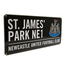 Newcastle United F.C. Street Sign BK Official Merchandise