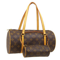 LOUIS VUITTON PAPILLON 30 HAND BAG MB2087 PURSE MONOGRAM CANVAS M51385 30564