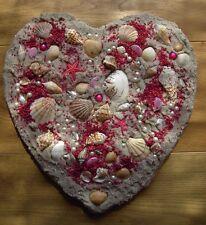 """Geschenk zu Ostern Muttertag Hochzeitstag Valentinstag Herz  """"Strandspaziergang"""""""