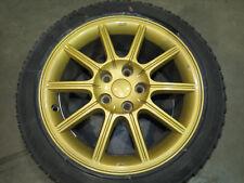 05 JDM Subaru WRX STi V8 OEM 5X114.3 Wheel 17x8+53ET / EJ207 Version 8 Rim