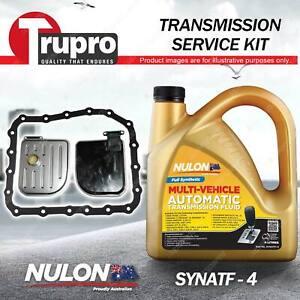 SYNATF Transmission Oil + Filter Kit for Hyundai IX35 LM Santa Fe CM DM Tucson