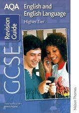 AQA GCSE English and English Language Higher Revision Guide (Aqa Gcse Revision,
