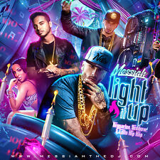 New 2016 Light It Up Reggaeton Latin PARTY MIX Mixtape CD Dembow Anuel AA Ozuna