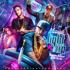New 2016 Light It Up Reggaeton Latin PARTY MIX Mixtape CD Dembow Anuel AA Ozuna