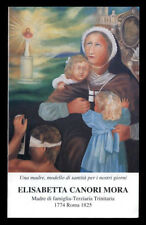 santino-holy card B.ELISABETTA CANORI MORA